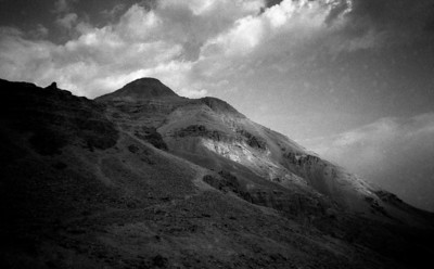Mountain and Clouds in Sinai v1 1