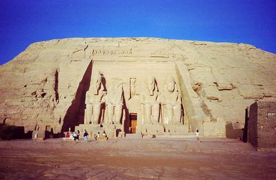 Abu Simbil tempel