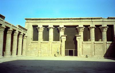 Edfoe tempel Horus