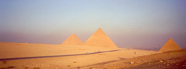 Piramides van Giza
