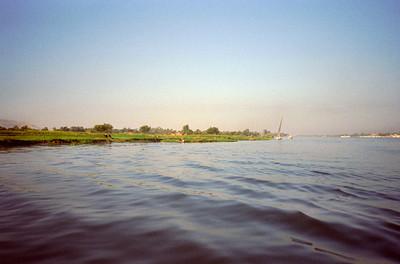 Varen op de Nijl