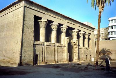 Esna tempel van Chnoem