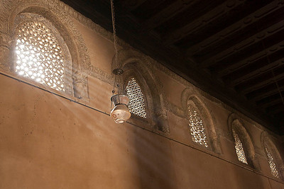 Lantern at the Mosdque of Ahmed Ibn Tulun_879AD