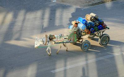 Transporting Fuel, Asna Lock