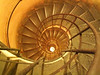 Arc De Triomphe spiral stairs