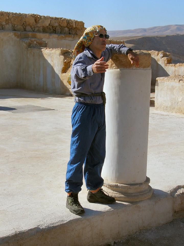 Masada Herod