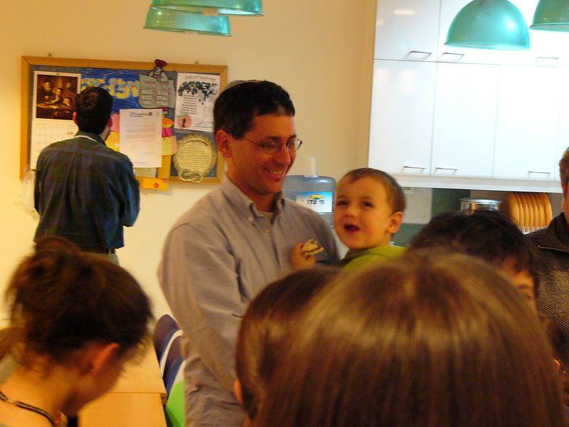 David at JI