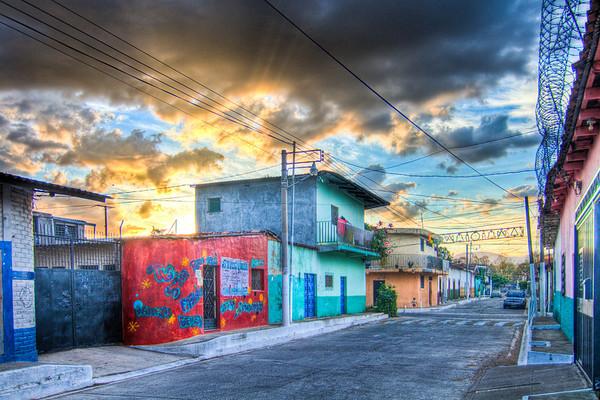 El Salvador 2011-2012