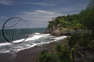 This is part of my travels with Elmo. Probably one of the most beautiful black sand beaches that I have ever seen. Make sure to bring sandals because that sand is hot!