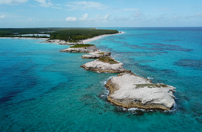 Southernmost point of Eleuthera