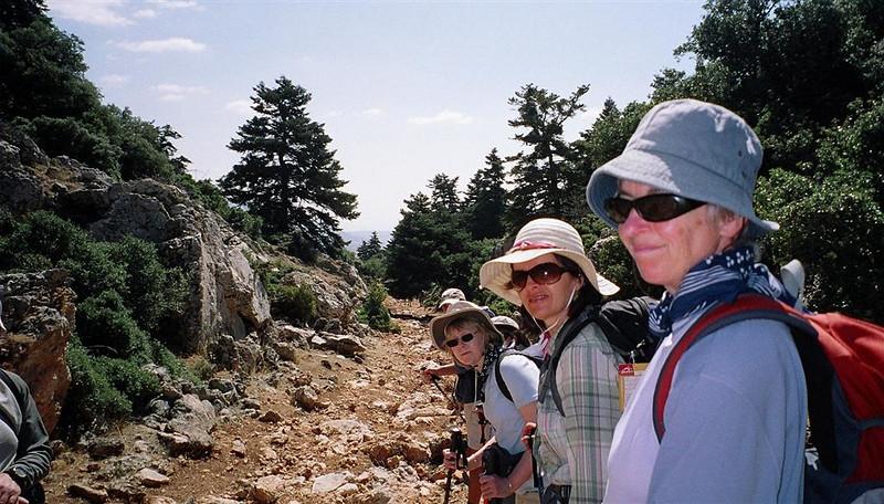 Liz, Arlett, Helen