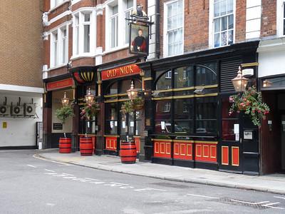 Old Nick Pub