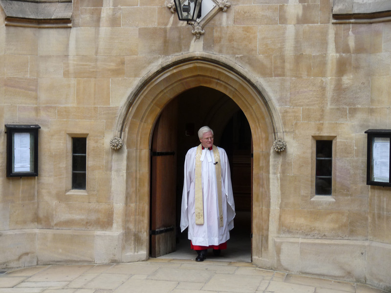 Priest for wedding