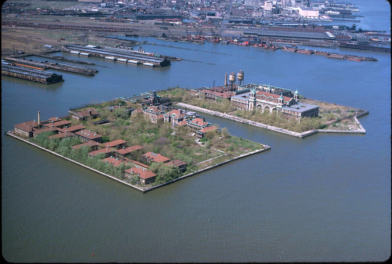 The Ellis Island Immigrant Hospital, also known as USPHS Hospital #43, was the United States' first public health hospital, opened in 1902 and operating as a hospital until 1930. Constructed in phases, the facility encompassed both a general hospital and a separate pavilion style contagious disease hospital. The hospital served as a detention facility for new immigrants who were deemed unfit to enter the United States after their arrival; immigrants would either be released from the hospital to go on to a new life in America or sent back to their home countries.