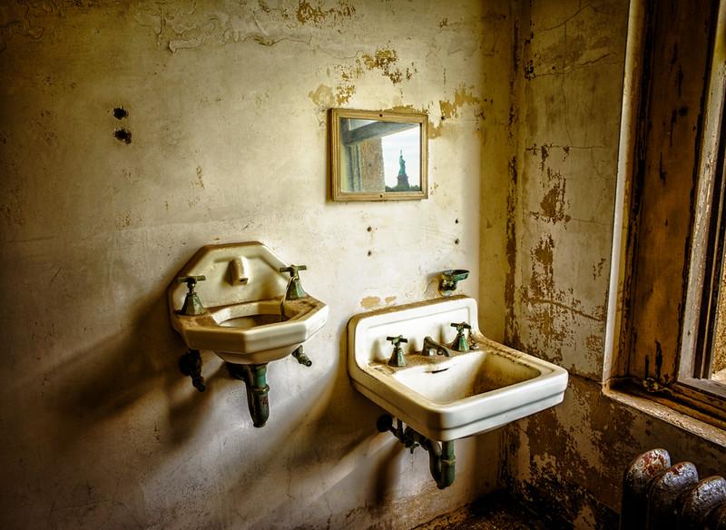 Tuberculosis Ward, Ellis Island