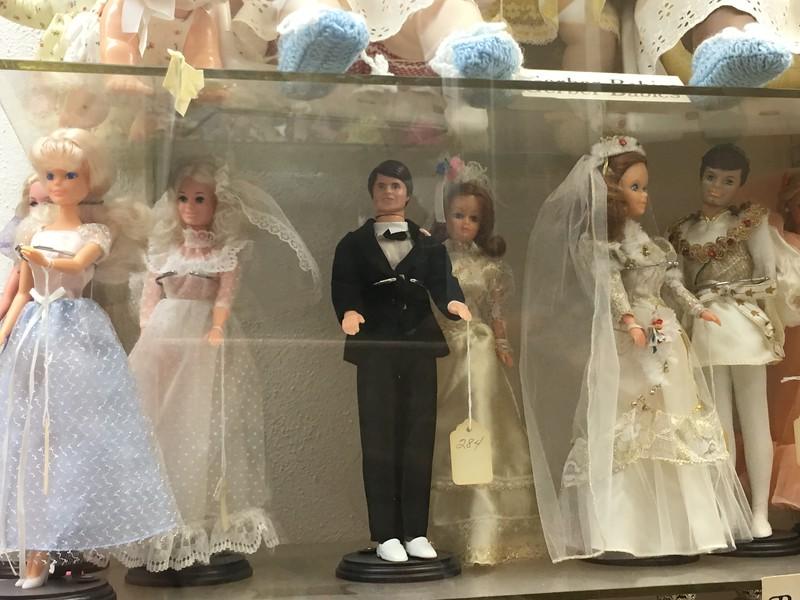 Ellis train & doll museum