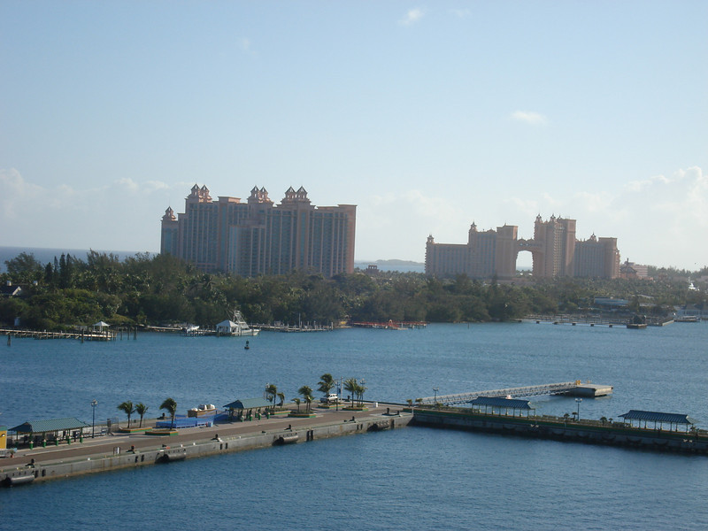 Atlantis Resort in Nassau.