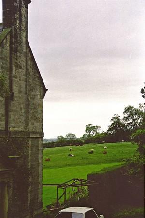 Embleton Hall, Longframlington, Northumberland.