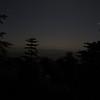 Pre-dawn on top of Mt. Emei