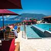 Infinity Pool at Emelisse Hotel, Fiskardo