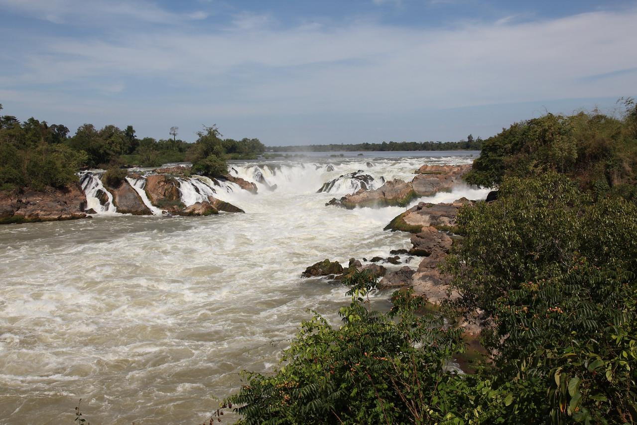 Khone Phapeng waterfall