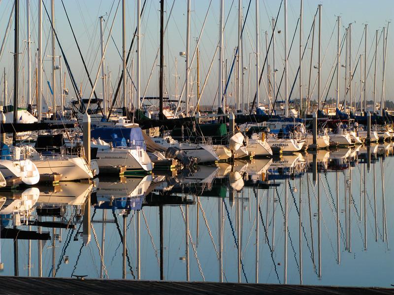 Emeryville harbor - Canon g9 - ISO 80