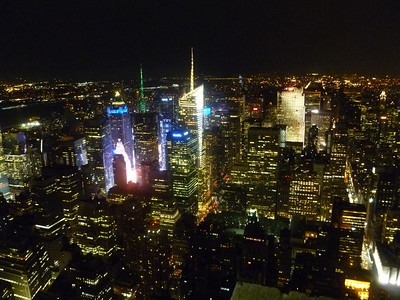 Empire State Building - NYC - 2 July '13