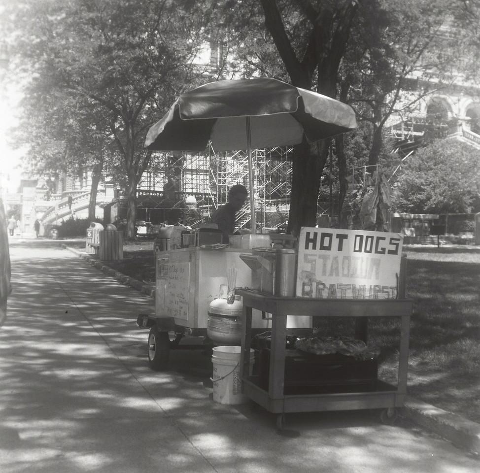 Lunch Cart