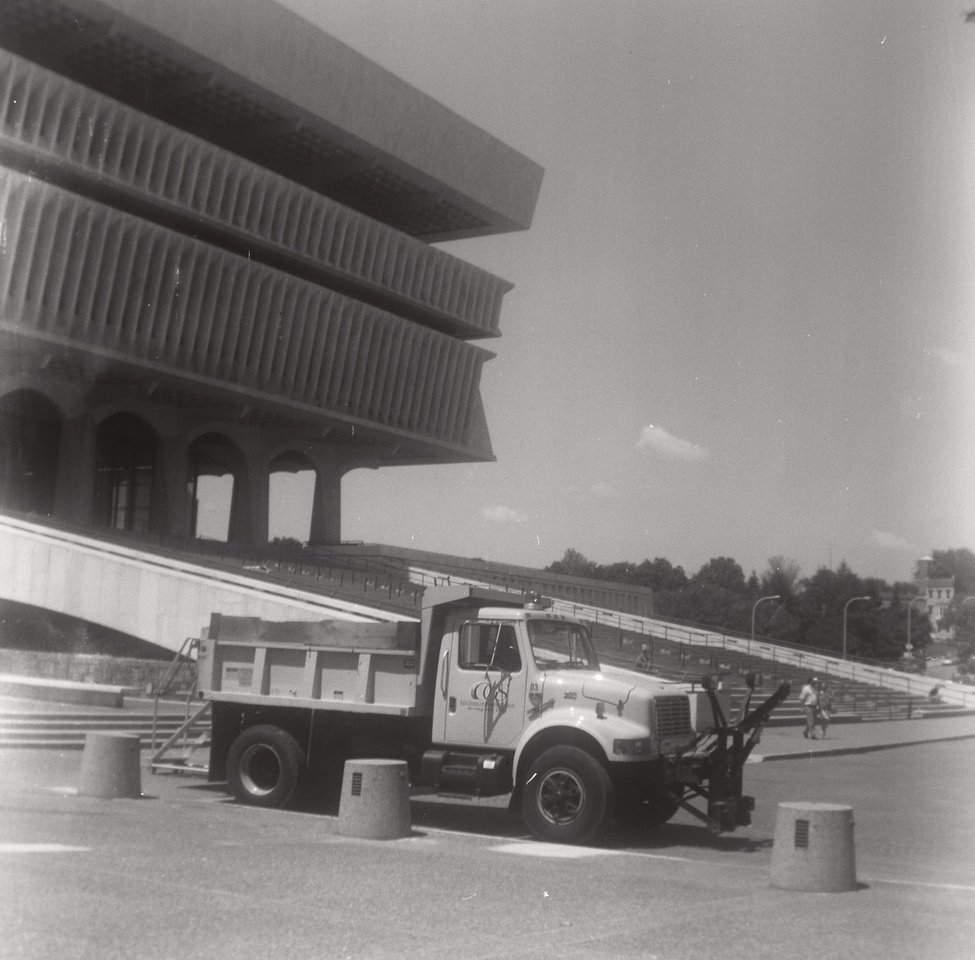 NYS OGS Truck