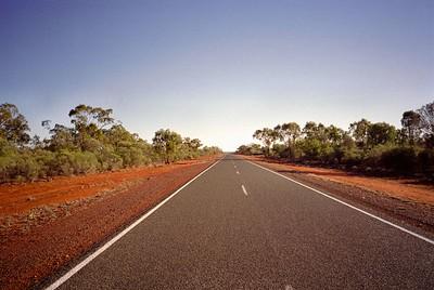 Mitchell highway