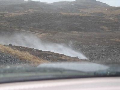 Borgarfjörður / Snæfellsnes janúar 2006