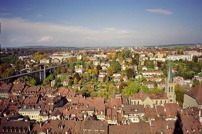 Uitzicht vanaf Münstertoren