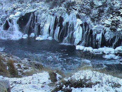 Borgarfjörður janúar 2001