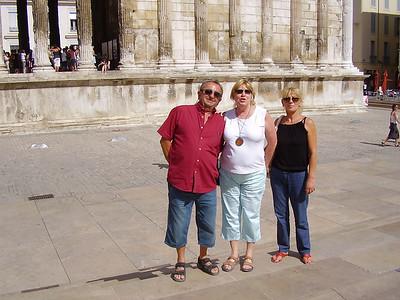 France 2007 - Nîmes to Orange
