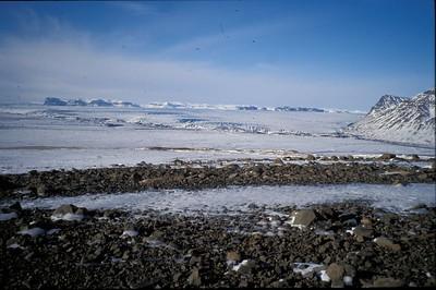 Skeiðarársandur 1997