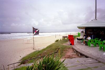 Praia do Barra da Tijuca