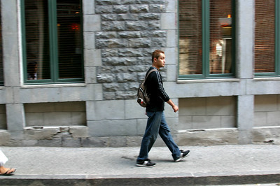 From a Summer 2003 trip to Montréal.  Photo © Shams Tarek (shams.m.tarek@gmail.com)