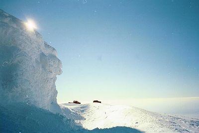 Eyjafjallajökull 2002