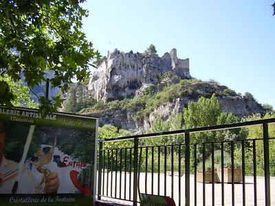France 2007 - La Fontaine de Vaucluse and the Fête de La Madeleine
