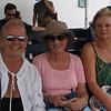 Me, Ava and Suzanna on the ferry ride to Montezuma.