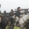Chilean Gauchos in patagonia