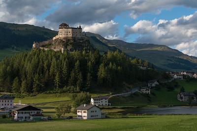 Lai Tarasp und Schloss