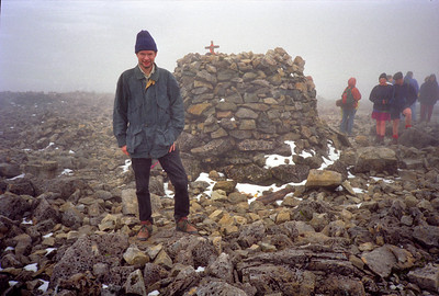Ben Nevis 1343 meter