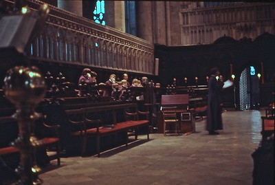 Canerbury Cathedral Choir