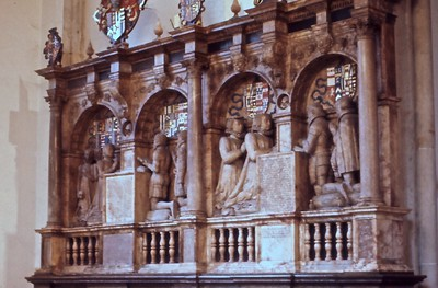 Kings Chapel Interior