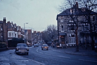 Richmond Street Scene