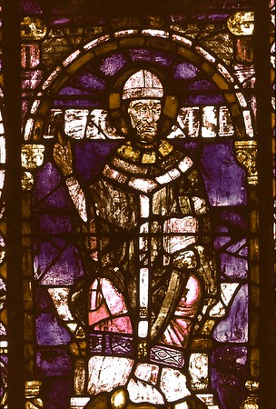 The Moore Window - Canterbury Cathedral