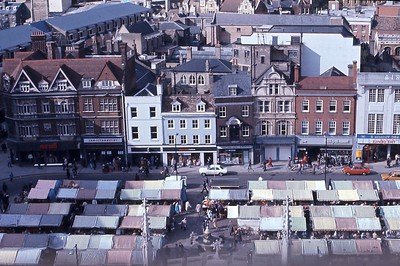 Cambridge Market Day