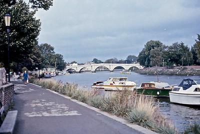 Richmond Bridge - Post Turner
