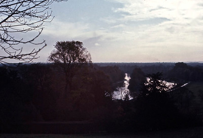 Thames from Richmond Hill